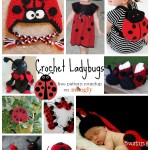 Lucky Ladybugs! 10 Free Ladybug Crochet Patterns