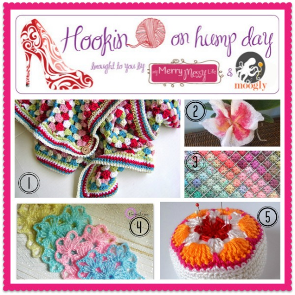 HOHD #67 is full of tasty links to the best crochet, knit, felt, and sewing blogs around! Come see the featured projects, get inspired, and link up!