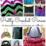 Perfectly Pretty: 10 Free Purse Crochet Patterns!