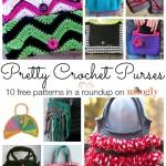 Perfectly Pretty: 10 Free Purse Crochet Patterns!