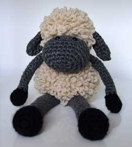 Mary Had A Little Lamb And 10 Free Crochet Sheep Patterns Moogly