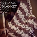 Big Bold Chevron Blanket