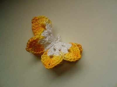 Beautiful Butterflies: 10 Free Butterfly Crochet Patterns! - moogly
