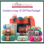 Crochet for Cancer Crochet-a-Long: Do Good, and Win Yarn!