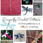 Delightful Dragonflies: 10 Free Crochet Dragonfly Patterns!
