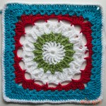 The 2014 Moogly Afghan Crochet-a-Long: Block #7!