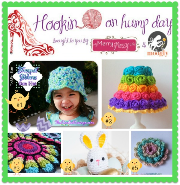 Hookin On Hump Day #69 - lots of #crochet freebies this round! :D