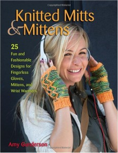 Knitted Mitts & Mittens - read the interview, and enter to win the book! Giveaway is US only, and ends 4/15/14 at 12am Central US Time.