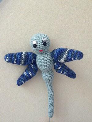 Delightful Dragonflies 10 Free Crochet Dragonfly Patterns