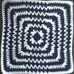 The 2014 Moogly Afghan Crochet-a-Long: Block #9!