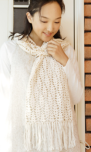 10 Free Rectangular Wrap #Crochet Patterns! So gorgeous, and perfect year round! From mooglyblog.com