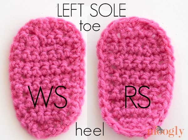 Learn to crochet booties