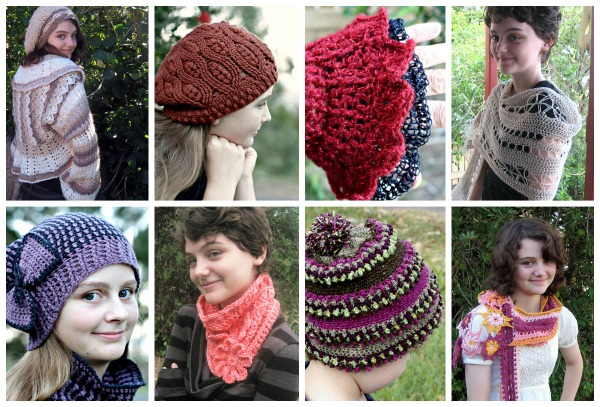 Sarah Jane Designs Pattern Giveaway on Moogly! :D Giveaway ends 4/29/14 at 12:15am central US time.
