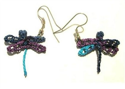Delightful Dragonflies 10 Free Crochet Dragonfly Patterns