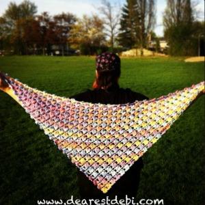 Head Huggers: Crochet Pattern: Double Crochet Hat Pattern
