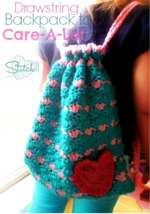 Back Up for Free Crochet Backpack Patterns! - moogly