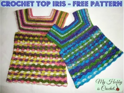 12 Free Crochet Patterns Using Variegated Yarn