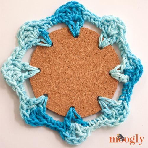 Crochet Patterns Nautical : Nautical Crochet Coasters! Four free #crochet patterns on Mooglyblog ...