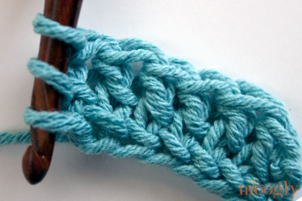 can increase and decrease while making Foundation #Crochet Stitches ...
