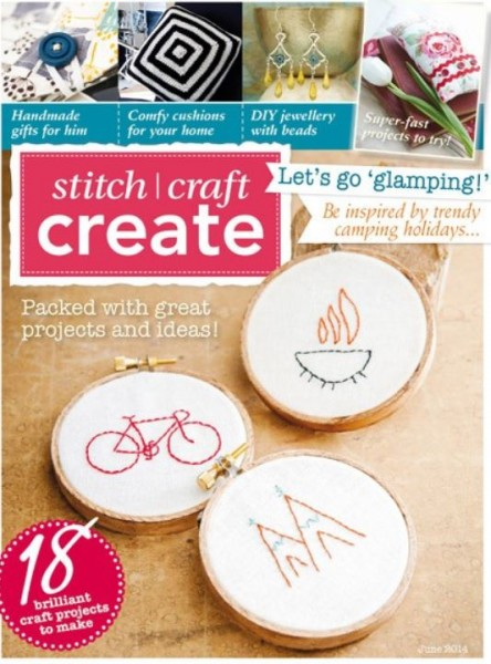 Get a free copy of Stitch Craft Create with this special offer on Moogly!
