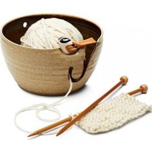 Birdie Yarn Bowl on Uncommon Goods