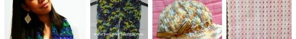 Free #crochet patterns featuring Variegated Yarns! Roundup on Mooglyblog.com