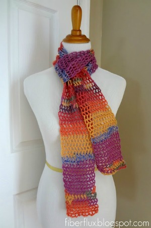 Fantastic Free #Crochet Patterns using Self Striping Yarn! From Mooglyblog.com