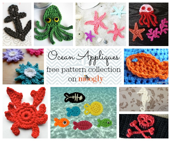Lovely Animal Appliques | 496x600