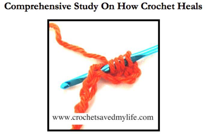 Take the Crochet Survey today - it's important! #crochet #crochetsaveslives