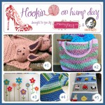 Hookin On Hump Day #74: Link Party for the Fiber Arts!