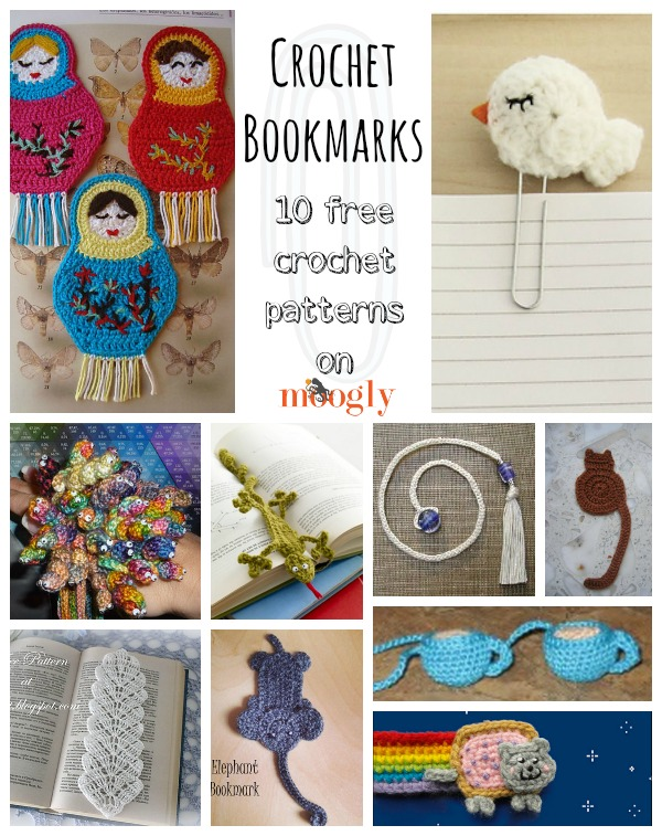 Hook For Your Books With 40 Free Crochet Bookmark Patterns Enchanting Crochet Bookmark Pattern