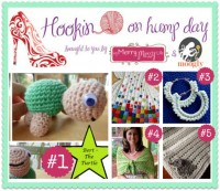 Hookin On Hump Day #75 - links to all the best fiber arts projects on the web!