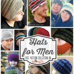 Beanies for the Big Boys: Free Crochet Hats for Men!