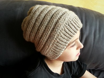 Free Crochet Pattern For Mens Slouchy Beanie : Beanies for the Big Boys: Free #Crochet Hats for Men!