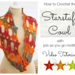 How to Crochet the Starstuff Cowl