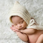 Textured Pixie Bonnet Patterns by Melody's Makings