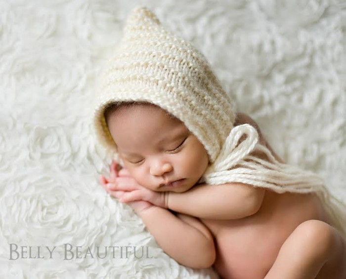 Free Patterns: Textured Pixie Bonnet by Melodys Makings!