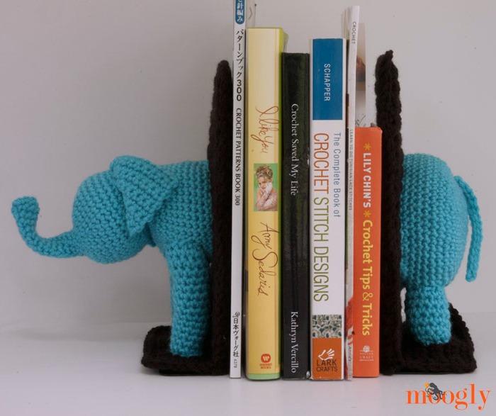 Elephants On Parade 10 Free Crochet Elephant Patterns Moogly