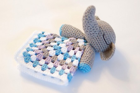 Amigurumi Elephant Pattern : Elephants on parade: 10 free crochet elephant patterns! moogly