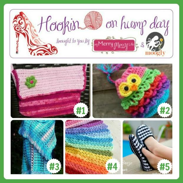 Hookin on Hump Day #76! Check out the best blogger's featured projects and add your own links!