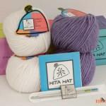 Adriafil Hita Hat Crochet Kit Giveaway on Moogly!