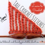 Double, Triple, Quadruple, and Beyond: Tall Crochet Stitches!