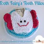 Tooth Fairy's Tooth Pillow