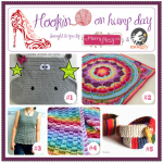 Hookin On Hump Day #78: Link Party for the Fiber Arts!