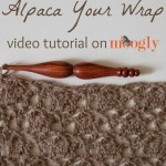 Alpaca Your Wrap Tutorial