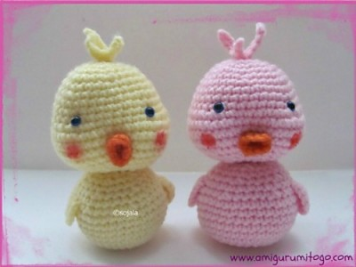 10 Free #Crochet Duck Patterns on Moogly!
