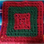The 2014 Moogly Afghan Crochet-a-Long: Block #19!