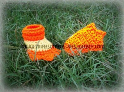 #Crochet Duck Feet! Pattern available on Craftsy!