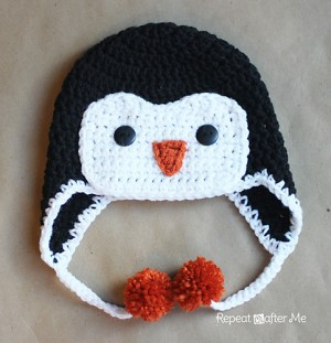 10 Free #Crochet Penguin Patterns: special collection on Mooglyblog.com!