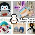 Preppy and Perfect: 10 Free Crochet Penguin Patterns!
